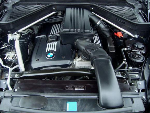 BMW X5 3.0SI 2008г.