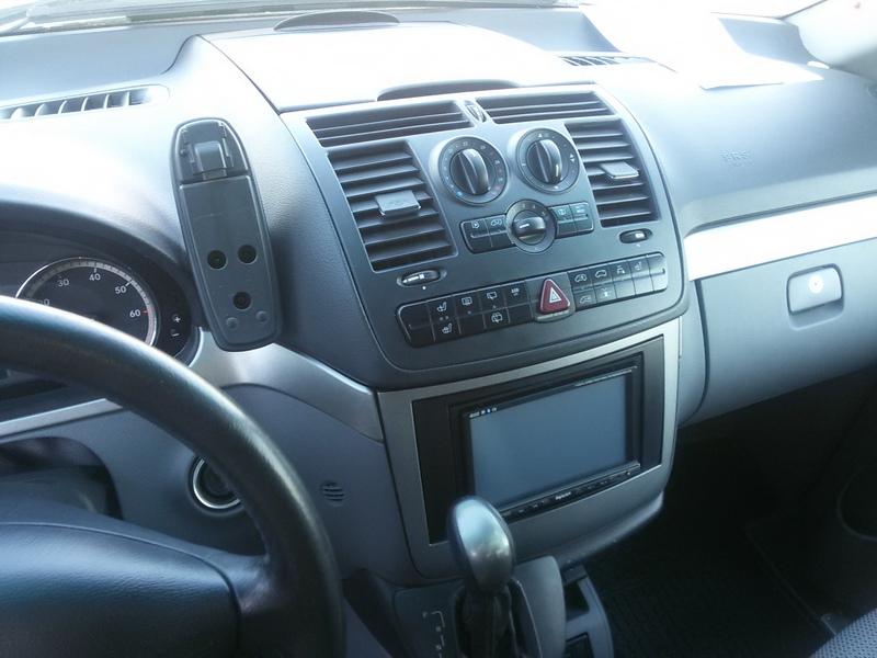 Mercedes Benz Viano 3.0 Trend 2007г.