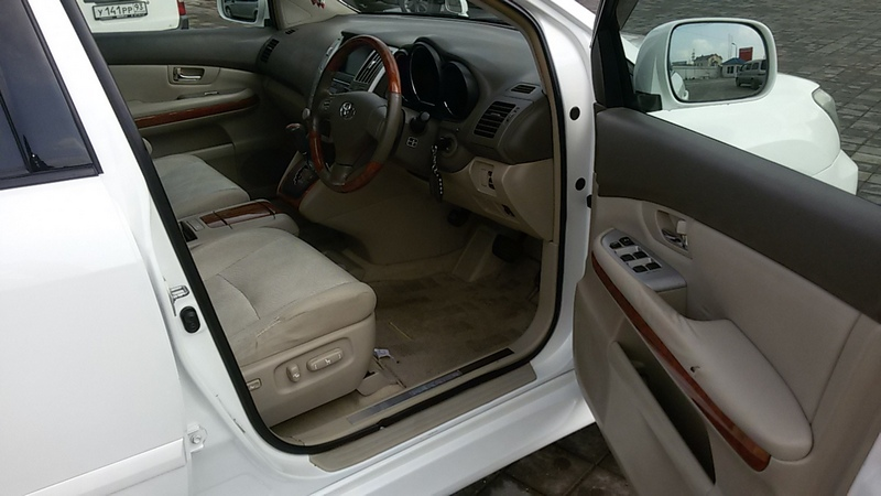 Toyota Harrier G 2004г.